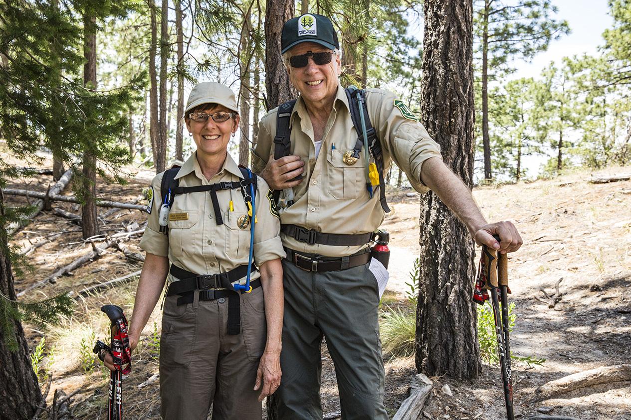 Park Ranger Volunteers