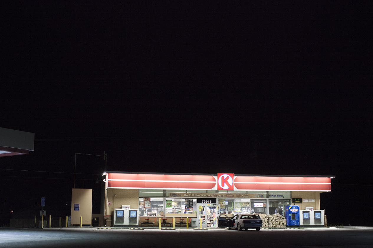 Circle K, Twentynine Palms, California
