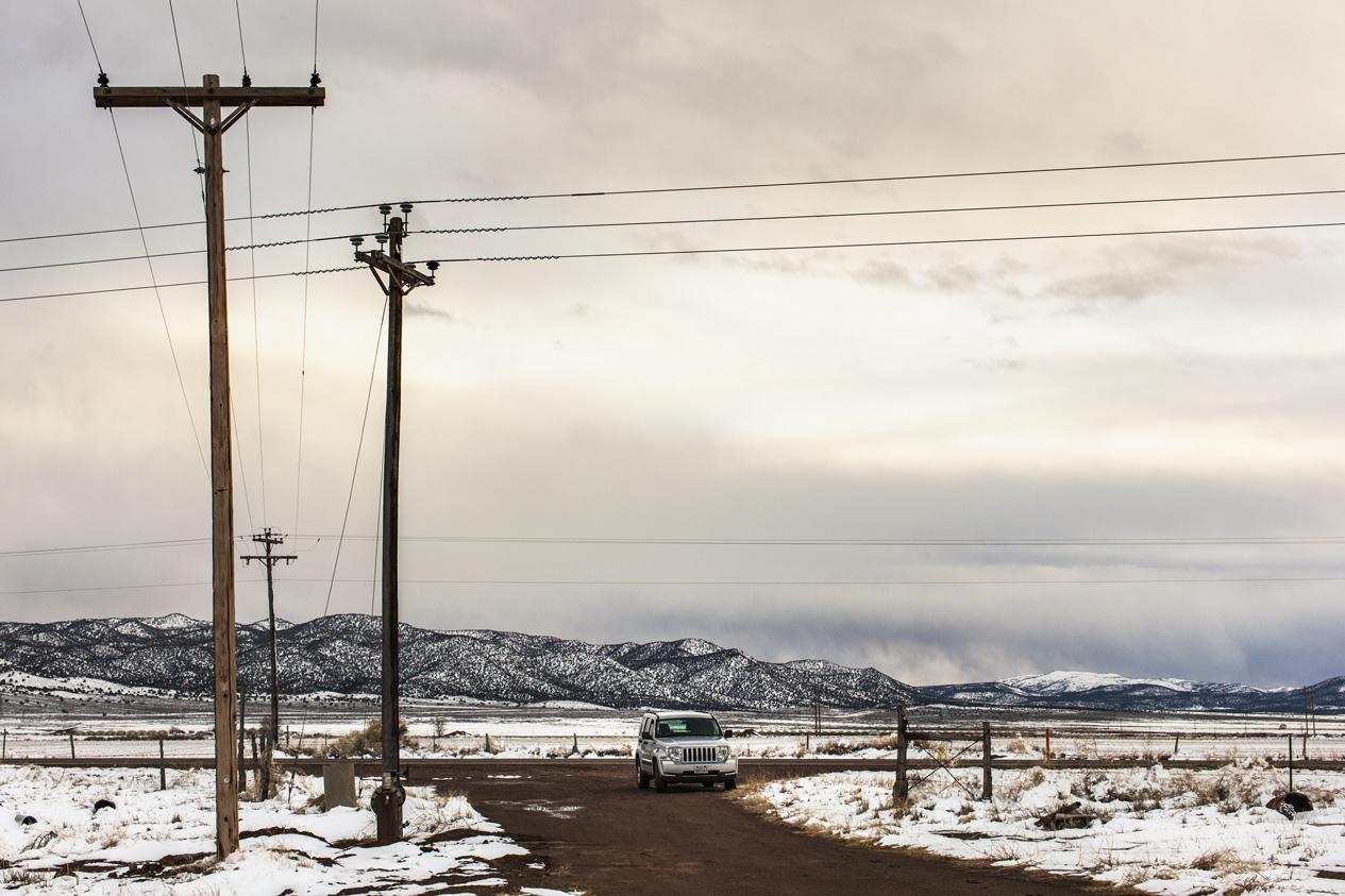 Jeep Liberty Utah